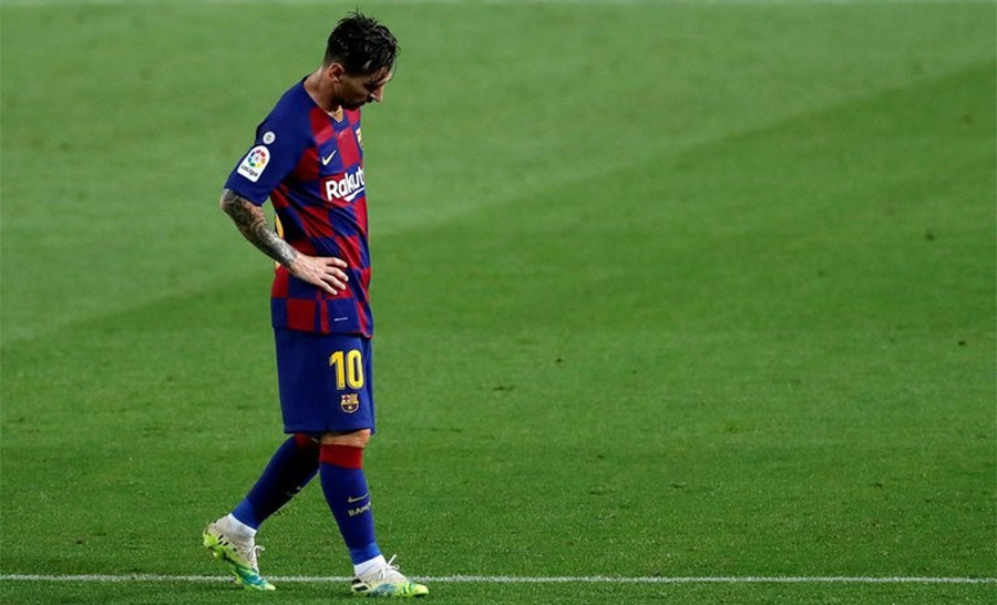 """A contracor: el caso Messi, en """"clave comunicación"""""""